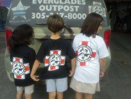 Everglades Outpost T-shirts on sale